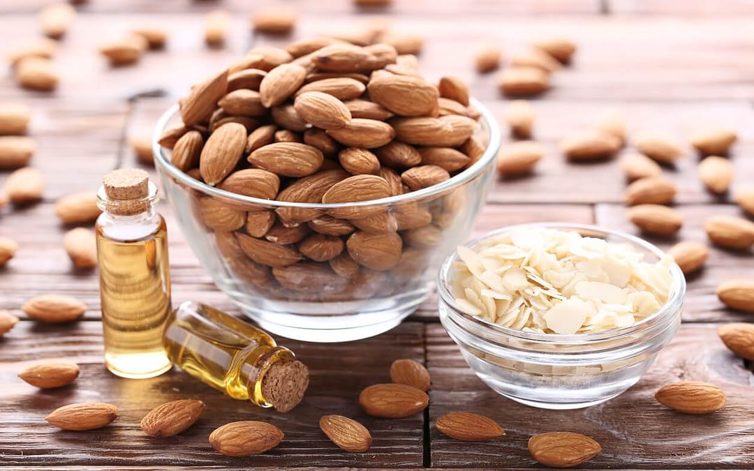 Amandes : composition, calories et bienfaits
